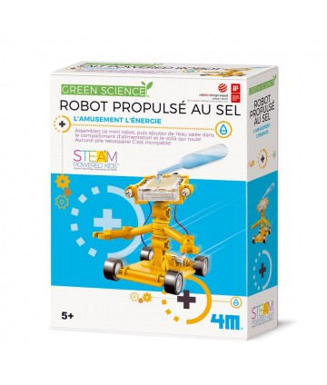 4M Green science - Robot...