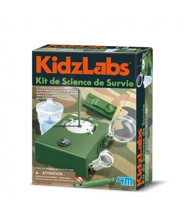 4M Kidzlabs Kit de science...
