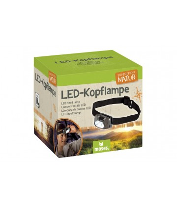 Lampe LED frontale
