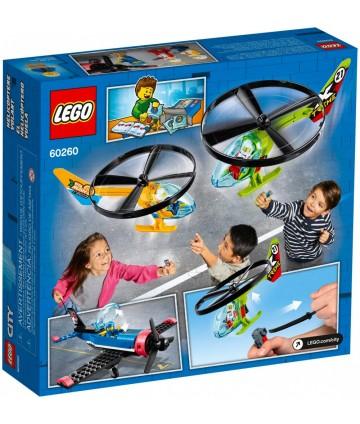 Lego City  -  La course...