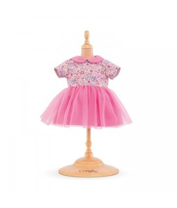 BB30 Robe rose pays des rêves
