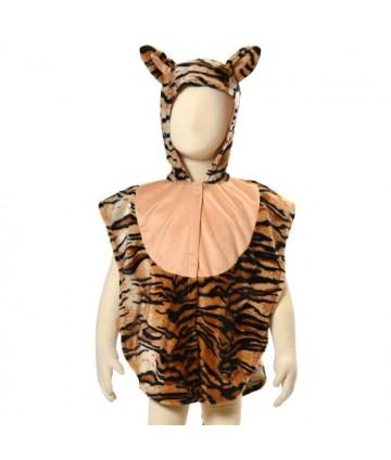 Cape de tigre 2-4 ans