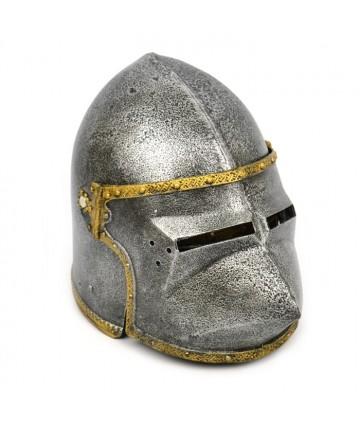 Heaume chevalier médiéval