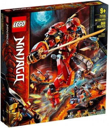 Lego Ninjago Le robot de...