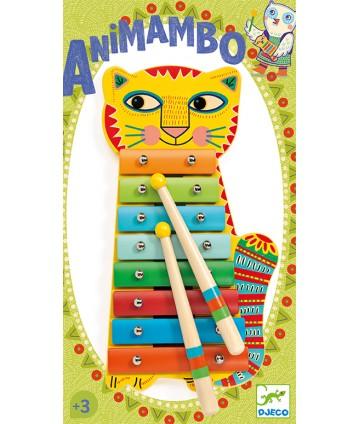 Animambo - Métallophone