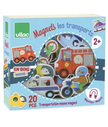 Magnets les transports