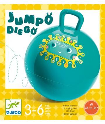 Ballon 45 cm jumpo diego