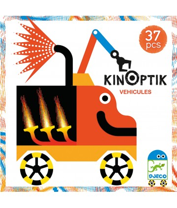 Kinoptik - Véhicules 37pièces