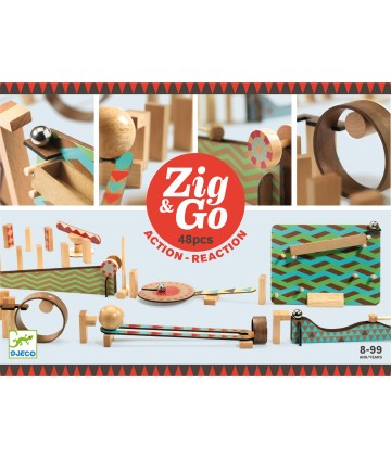 Zig & Go - 5644 - 48 pièces