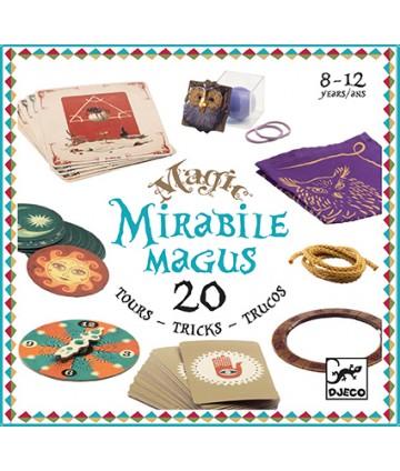 Coffret magie Mirabile Magus