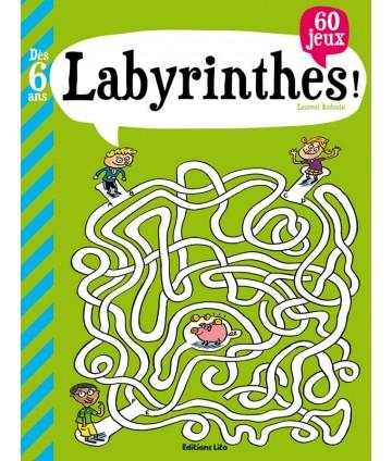 Jeux évolutifs - labyrinthes