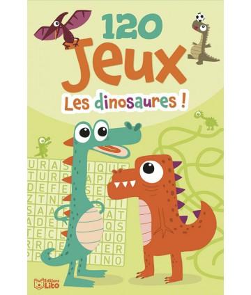 120 jeux les dinosaures
