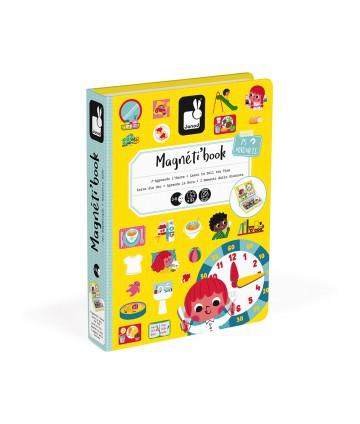 Magneti'book j'apprends...