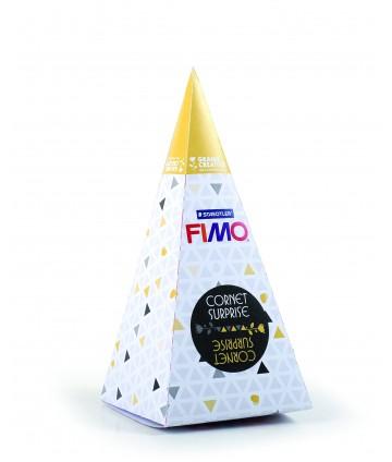 Cornet surprise Fimo magnet...