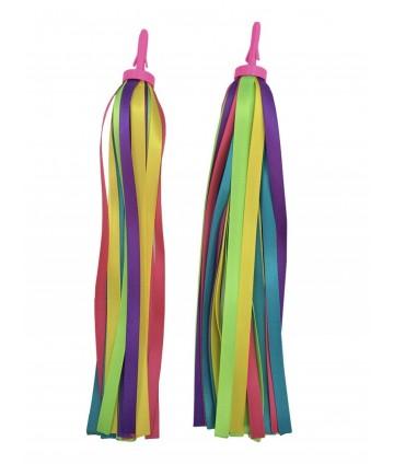 Rubans multicolores