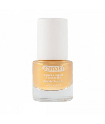 Vernis base eau 01 Or