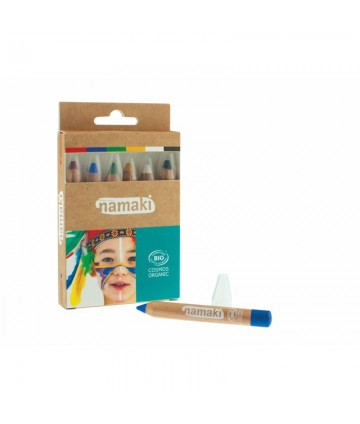 Kit 6 crayons de maquillage...