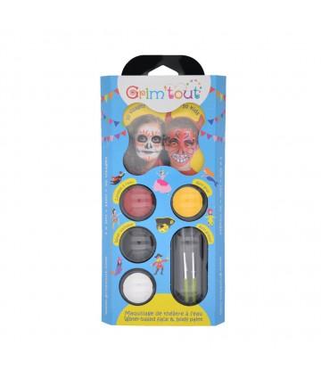 Palette maquillage 4...