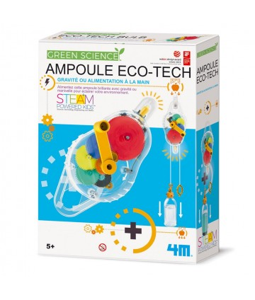 4M Green science ampoule...