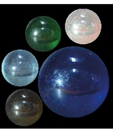 Billes cristal en sachet