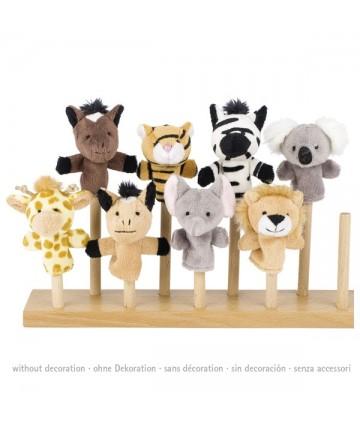 Marionnette doigt animaux...