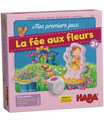 La fée aux fleurs