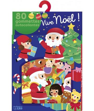 Gommettes Vive Noël