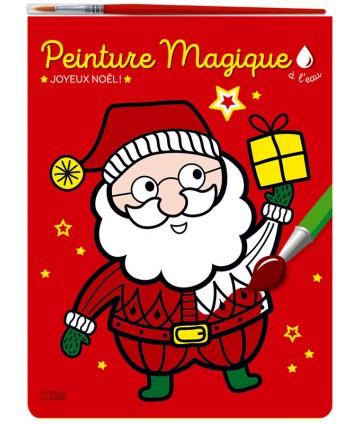 Peinture magique joyeux Noël
