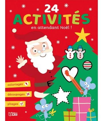 24 activités en attendant Noël