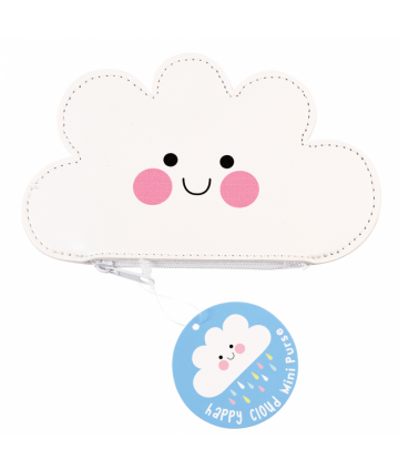 Porte monnaie - Happy Cloud