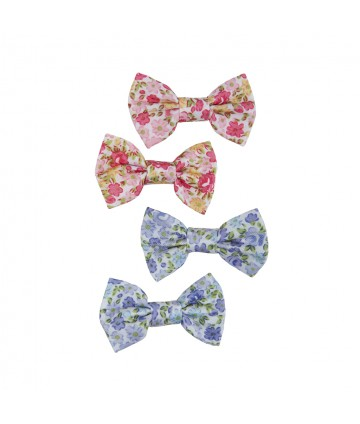 Barrettes noeud liberty...