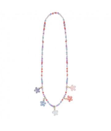 Collier Shimmer Flower