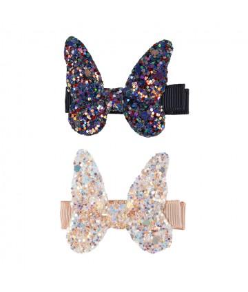 Barrettes Rockstar Butterfly