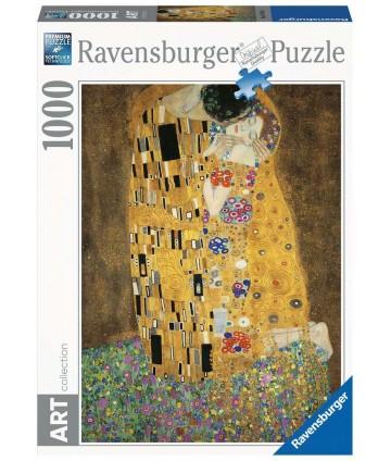 Puzzle le baiser de Klimt -...