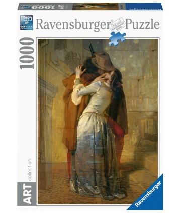 Puzzle le baiser de Hayez -...