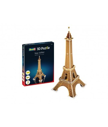 Tour Eiffel 3D Puzzle
