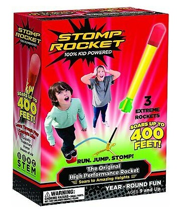 Stomp Rocket extreme