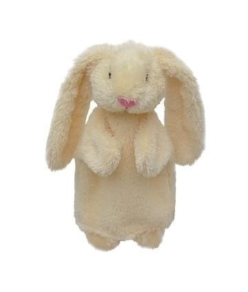 Marionnette doudou lapin