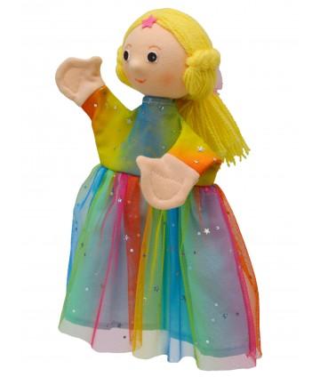 Marionnette Princesse arc...