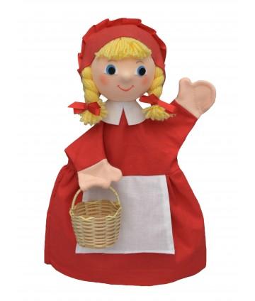 Marionnette Petit chaperon...