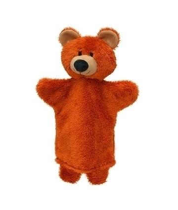 Marionnette doudou ours