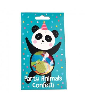 Confetti party animal